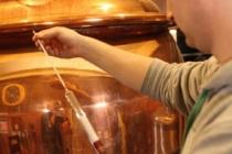 měření extraktu sladiny